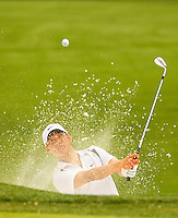 Anthony Kim  during the third round of the Quail Hollow Championship at Quail Hollow Country Club on May 2, 2010 in Charlotte, North Carolina.  The event, formerly called the Wachovia Championship, is a top event on the PGA Tour, attracting such popular golf icons as Tiger Woods, Vijay Singh and Bubba Watson. Photo from the final round in the Quail Hollow Championship golf tournament at the Quail Hollow Club in Charlotte, N.C., Sunday , May 03, 2009..