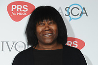 Joan Armatrading<br /> at The Ivor Novello Awards 2017, Grosvenor House Hotel, London. <br /> <br /> <br /> ©Ash Knotek  D3267  18/05/2017