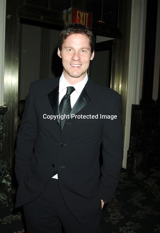 David Zinczenko ..at The Magazine Publishers of America and American Society of Magazine Editors  Awards Dinner on January 25, 2006 at The Waldorf Astoria Hotel. ..Photo by Robin Platzer, Twin Images