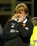 Stuart McCall dejection