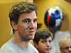 New York Giants quarterback No. 10 Eli Manning speaks to the media inside the locker room of Quest Diagnostics Training Center in East Rutherford, NJ on Monday, Nov. 16, 2015.<br /> <br /> James Escher