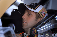 Apr 19, 2007; Avondale, AZ, USA; Nascar Nextel Cup Series driver Greg Biffle (16) during qualifying for the Subway Fresh Fit 500 at Phoenix International Raceway. Mandatory Credit: Mark J. Rebilas