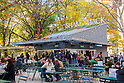 Shake Shack in Madison Square Park, New York