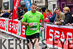 Paddy Quinn, 305 who took part in the 2015 Kerry's Eye Tralee International Marathon Tralee on Sunday.