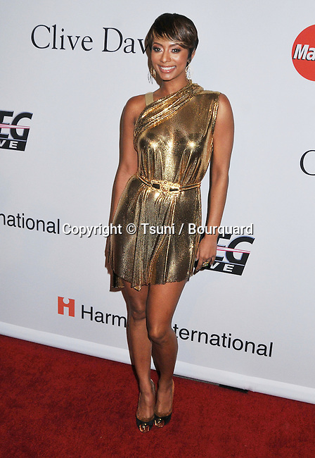 Solange Knowles _88   -<br /> Clive Davis Pre-Grammy Gala at the Beverly Hilton In Los Angeles.