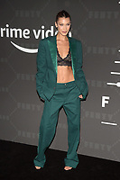 BROOKLYN, NY - SEPTEMBER 10: Bella Hadid at Rihanna's second annual Savage X Fenty Show at Barclay's Center in Brooklyn, New York City on September 10, 2019. <br /> CAP/MPI/JP<br /> ©JP/MPI/Capital Pictures