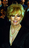 "Kim Novak, star of the movie ""Vertigo"" arrives for the Washington, DC premiere of the restored version of Alfred Hitchcock's 1958 movie at the Uptown Theatre on October 7, 1996..Credit: Ron Sachs / CNP"