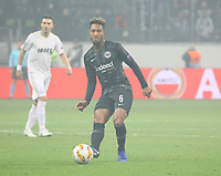 Jonathan de Guzman (Eintracht Frankfurt) - 25.10.2018: Eintracht Frankfurt vs. Apollon Limassol FC, Commerzbank Arena, Europa League 3. Spieltag, DISCLAIMER: DFL regulations prohibit any use of photographs as image sequences and/or quasi-video.