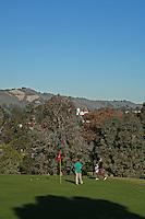 San Juan Hills Golf Course of San Juan Capistrano