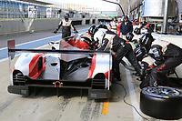 #6 TOYOTA GAZOO RACING (JPN) TOYOTA TS050 HYBRID LMP1 STEPHANE SARRAZIN (FRA) MIKE CONWAY (GBR) KAMUI KOBAYASHI (JPN)