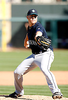 Shawn Kelley -  Seattle Mariners - 2009 spring training.Photo by:  Bill Mitchell/Four Seam Images