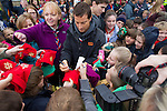 Harpenden Scouts  Bear Grylls Visit  13th October 2013