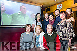 family and friends watching Ultan Dillane playing for Ireland in the Rugby game against Canada on Saturday at Bailys Corner. Pictured front l-r Geraldine Riordan, Marion Locke, Michael Locke, Back l-r Michelle Naughton, Graham O'Sullivan,Sinead Moriarty, Conor O'Donnell Louise Coole, Adrienne Haslip
