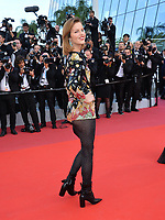 "CANNES, FRANCE. May 16, 2019: Eva Herzigova at the gala premiere for ""Rocketman"" at the Festival de Cannes.<br /> Picture: Paul Smith / Featureflash"