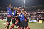 Cúcuta Deportivo venció 3-0 a Real Cartagena. Fecha 3 Cuadrangulares finales del Torneo Águila 2018.