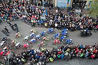 race start<br /> <br /> 105th Scheldeprijs 2017 (1.HC)<br /> 1day race: Mol > Schoten 200km