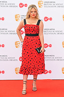 Emily Atack at the British Academy (BAFTA) Television Awards 2019, Royal Festival Hall, Southbank Centre, Belvedere Road, London, England, UK, on Sunday 12th May 2019.<br /> CAP/CAN<br /> ©CAN/Capital Pictures