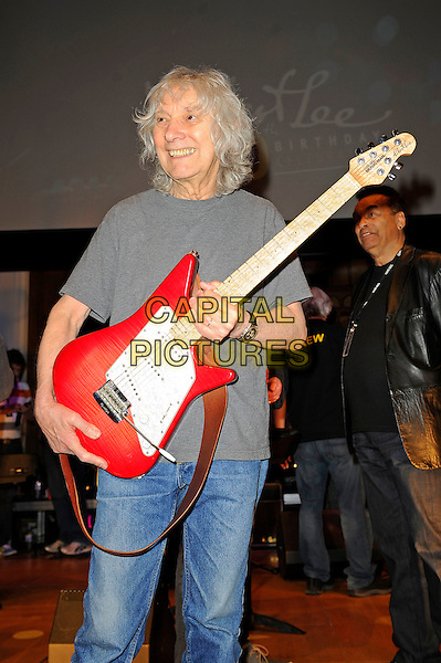 LONDON, ENGLAND - March 1: Albert Lee at the Albert Lee 70th Birthday Celebration concert at Cadogan Hall on March 1, 2014 in London, England<br /> CAP/MAR<br /> &copy; Martin Harris/Capital Pictures