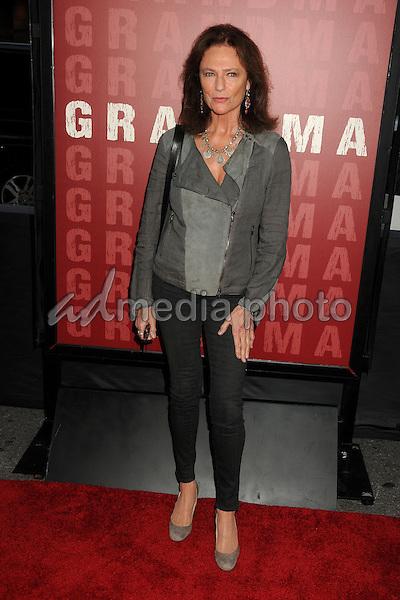"10 June 2015 - Los Angeles, California - Jacqueline Bissett. LA Film Festival 2015 Opening Night Premiere of ""Grandma"" held at Regal Cinemas LA Live. Photo Credit: Byron Purvis/AdMedia"