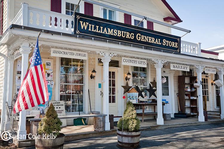 Williamsburg General Store, Williamsburg, MA, USA