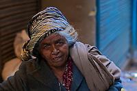 New Delhi India the old  Delhi
