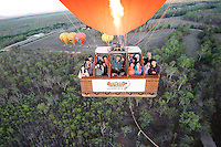 20161126 26 November Hot Air Cairns Ballooning