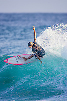 Snapper Rocks,  Gold Coast, Queensland, Australia. Sally Fitzgibbons (AUS) 2007 Photo: Joli