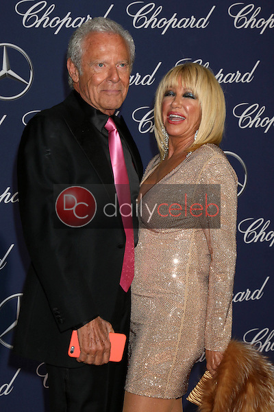 Alan Hamel, Suzanne Somers<br /> at the 2017 Palm Springs International Film Festival Gala, Palm Springs Convention Center, Palm Springs, CA 12-02-17<br /> David Edwards/DailyCeleb.com 818-249-4998