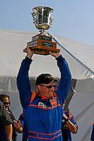 Winner J.W. Myers .Madison Regatta, Madison Indiana July 3, 2005.Photo Credit: ©F.Peirce Williams 2005
