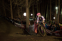 &quot;Hot Sauce&quot; Mark McConnell (CAN) <br /> <br /> Superprestige Diegem 2015