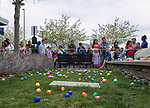A photograph taken during the Easter Egg Hunt at Legends in Sparks, Nevada on Saturday, April 20, 2019.