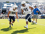 Niumatololo and Folau 17FTB Prac 8-17 199<br /> <br /> 17FTB Prac 8-17<br /> <br /> BYU Football Fall Camp<br /> <br /> August 17, 2017<br /> <br /> Photo by Jaren Wilkey/BYU<br /> <br /> &copy; BYU PHOTO 2017<br /> All Rights Reserved<br /> photo@byu.edu  (801)422-7322