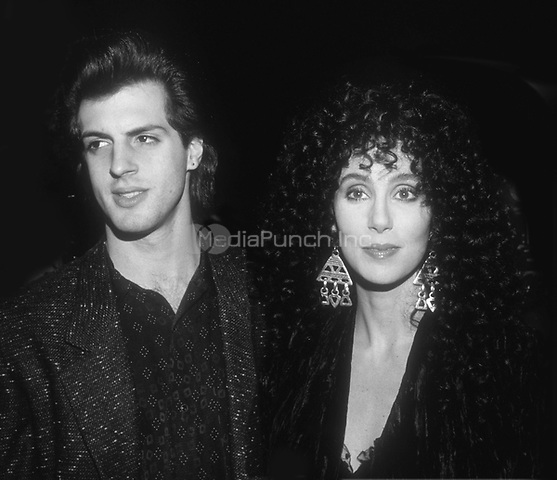 Cher Rob Camiletti 1986<br /> Photo By John Barrett/PHOTOlink.net / MediaPunch