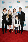 LOS ANGELES - DEC 4: Corey Fogelmanis, Sabrina Carpenter, Rowan Blanchard, August Maturo, Peyton Meyer at The Actors Fund's Looking Ahead Awards at the Taglyan Complex on December 4, 2014 in Los Angeles, California