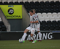 KennyMcLean in the St Mirren v Brechin City William Hill Scottish Cup Round 4 match played at St Mirren Park, Paisley on 1.12.12.