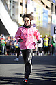 Yoshimi Ozaki (JPN),.MARCH 11, 2012 - Marathon :.Yoshimi Ozaki of Japan warms up before the Nagoya Women's Marathon 2012 in Nagoya, Aichi, Japan. (Photo by UPP/AFLO)