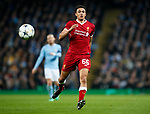 Liverpool's Trent Alexander-Arnold in action during the Champions League Quarter Final 2nd Leg match at the Etihad Stadium, Manchester. Picture date: 10th April 2018. Picture credit should read: David Klein/Sportimage