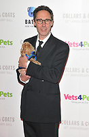 Guy Henry at the Battersea Dogs &amp; Cats Home Collars &amp; Coats Gala Ball 2018, Battersea Evolution, Battersea Park, London, England, UK, on Thursday 01 November 2018.<br /> CAP/CAN<br /> &copy;CAN/Capital Pictures