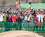 Nino Schurter (SUI),<br /> AUGUST 21, 2016 - Cycling :<br /> Men's Cross Country <br /> at Mountain Bike Centre <br /> during the Rio 2016 Olympic Games in Rio de Janeiro, Brazil. <br /> (Photo by Enrico Calderoni/AFLO SPORT)
