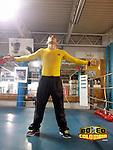 Desde el pasado 9 de marzo, de lunes a sábado y con disciplina militar, el peleador colombiano Pablo 'Trencito' Carrillo se entrena en el gimnasio de alto rendimiento Hiroki Ioka, en Ozaka, Japón, de donde fue requerido para servir de sparring al local Kazuto Ioka, con quien peleó el pasado 16 de octubre en Tokio. Aquella noche, el valduparense cayó por decisión tras un apretado combate.