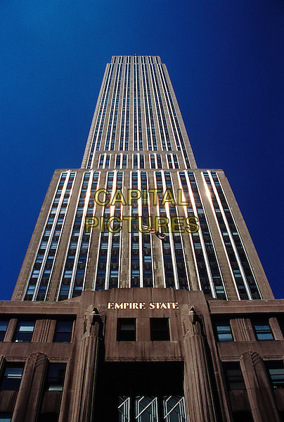 The Empire State Building, 5th Avenue and 34th Street, New York, USA
