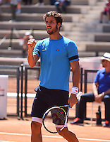 FELICIANO LOPEZ (ESP)<br /> <br /> Tennis - Internazionali BNL d'Italia  2015 - ATP 1000 - WTA Premier -  Rome - Italy - 2015<br /> &copy; TENNIS PHOTO NETWORK