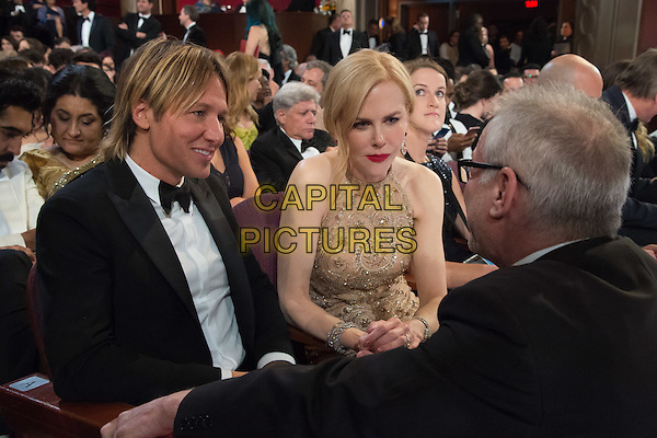 Keith Urban and Nicole Kidman attend at The 89th Oscars&reg; at the Dolby&reg; Theatre in Hollywood, CA on Sunday, February 26, 2017.<br /> *Editorial Use Only*<br /> CAP/PLF/AMPAS<br /> Supplied by Capital Pictures