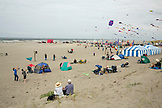 USA, Washington State, Long Beach Peninsula, International Kite Festival