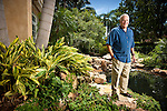 Tom Golisano, CEO of Paychex and owner of the Buffalo Sabres hockey team, photographed at his Naples, Florida home for Forbes magazine