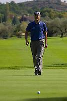 Simon Khan .CASTELLÓ MASTERS Costa Azahar - 23-26 October 2008 - Club de Campo del Mediterráneo, Borriol, Castellón, Spain, Europe