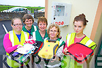 Knockanure locals are anxious that they more people from the community trained in CPR to get the defibrillator up and running. Pictured were: Aileen Stack, Eileen Kennelly, Ann Flavin, Margaret Carmody and Sheila Moore.