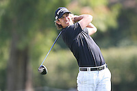 02/19/12 Pacific Palisades: Aaron Baddeley during the fourth round of the Northern Trust Open held at the Riviera Country Club