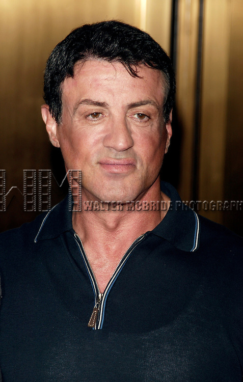 Sylvester Stallone<br /> Attending the NBC Network 2004-2005 Upfront announcements at Radio City Music Hall in New York City.<br /> May 17, 2004