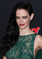HOLLYWOOD, LOS ANGELES, CA, USA - AUGUST 19: Eva Green at the Los Angeles Premiere Of Dimension Films' 'Sin City: A Dame To Kill For' held at the TCL Chinese Theatre on August 19, 2014 in Hollywood, Los Angeles, California, United States. (Photo by Xavier Collin/Celebrity Monitor)